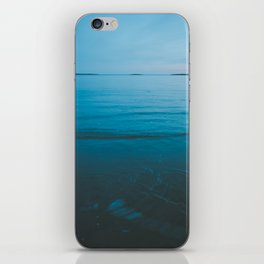 Summer of Love by the Sea II iPhone Skin