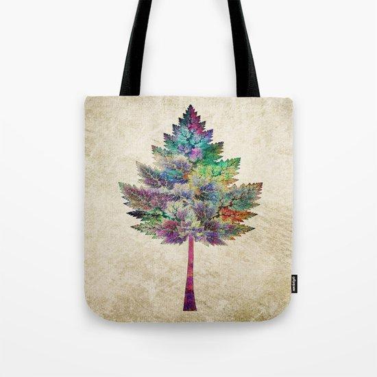 Like a Tree 2. version Tote Bag