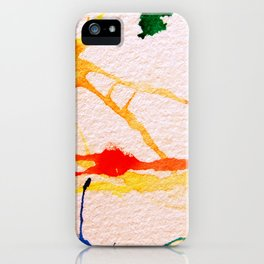 The Spider and the Web iPhone Case