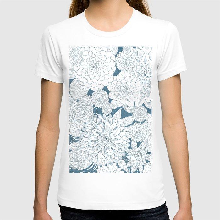 Blue Sketchbook T-shirt
