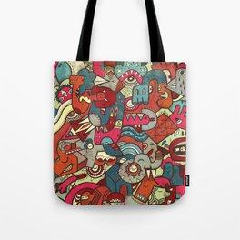 Lovebirds Tote Bag