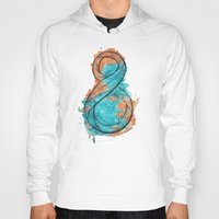 infinity Hoodies featuring Infinity by Denson Creative