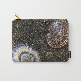 Asphalt Galaxy 2 Carry-All Pouch