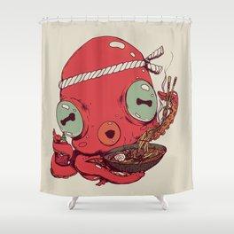 Spicy Ramen Shower Curtain