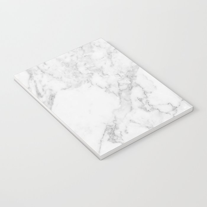 White Marble Edition 2 Notebook