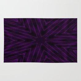 Eggplant Purple Rug