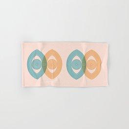 Abstraction_EYES_Minimalism_POP_ART Hand & Bath Towel