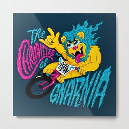 The Chronicles of Gnarnia Metal Print