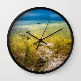 Sirmione Wall Clock