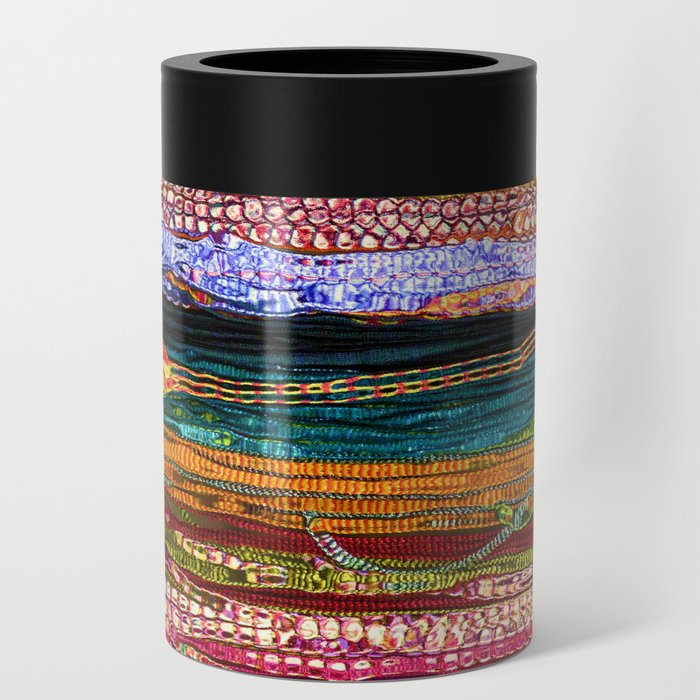 Indian Colors Can Cooler