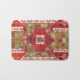 Sevan Kazak Southwest Caucasus Rug Print Bath Mat