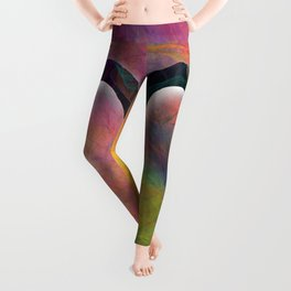 CS011-1 Aries zodiac sign Leggings