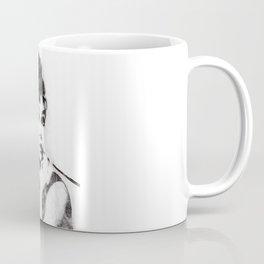 Audrey Hepburn portrait 04 Coffee Mug