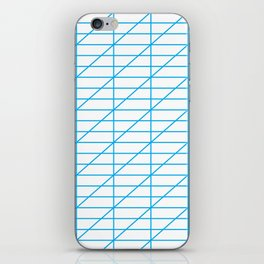 The Calligrapher iPhone Skin