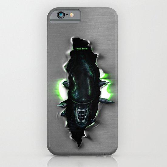 ...end of transmission.-* iPhone & iPod Case