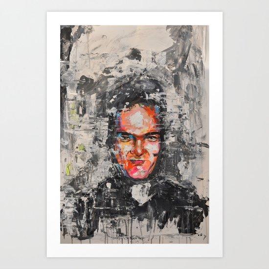 Tr friend Art Print