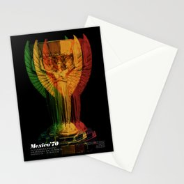 World Cup: Mexico 1970 Stationery Cards