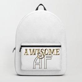Awesome AF Backpack