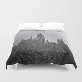 Castle Embossing Duvet Cover