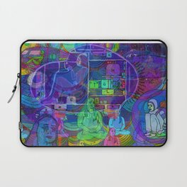 SPACED OUT Laptop Sleeve