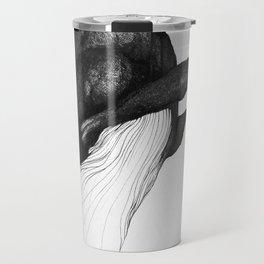 Blue Whale Sea King Travel Mug