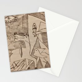 Guernica Stationery Cards