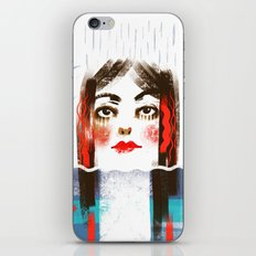 Waterfall iPhone & iPod Skin