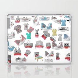 Sharky co Laptop & iPad Skin