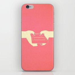 g-girl iPhone Skin