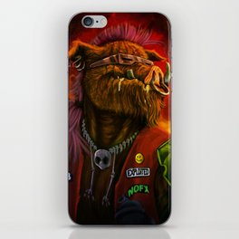 BeBop iPhone Skin