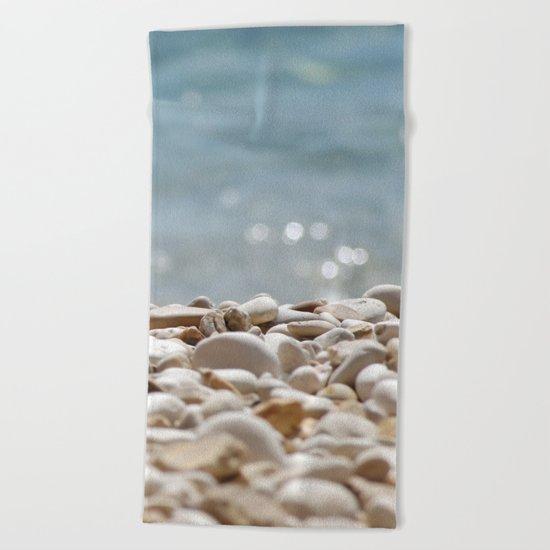 Catch the light - Beach Sea Ocean Summer Beach Towel