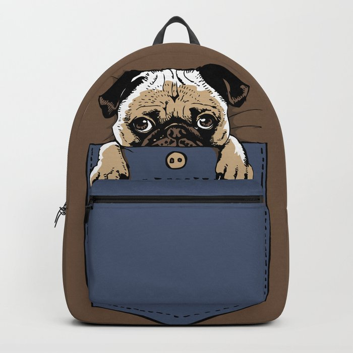 Pugturday Backpack