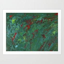 Nebulous I Art Print
