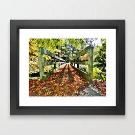 .Kawerau Framed Art Print