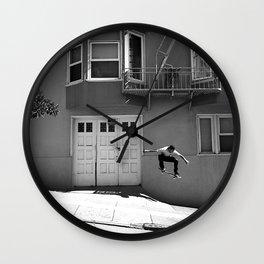 Ollie Wall Clock