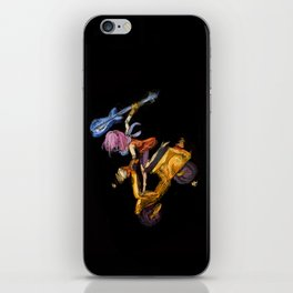 That yellow Vespa! iPhone Skin