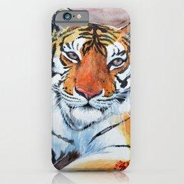 Priya Tigress iPhone Case