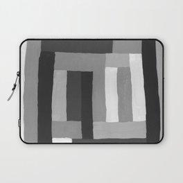 Painted Color Blocks Laptop Sleeve