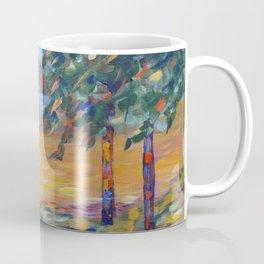 Impressionism landscape, modern impressionism, landscape art Coffee Mug
