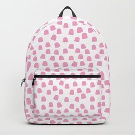 Dots Pink Backpack