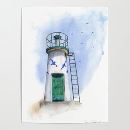 Le Phare Poster