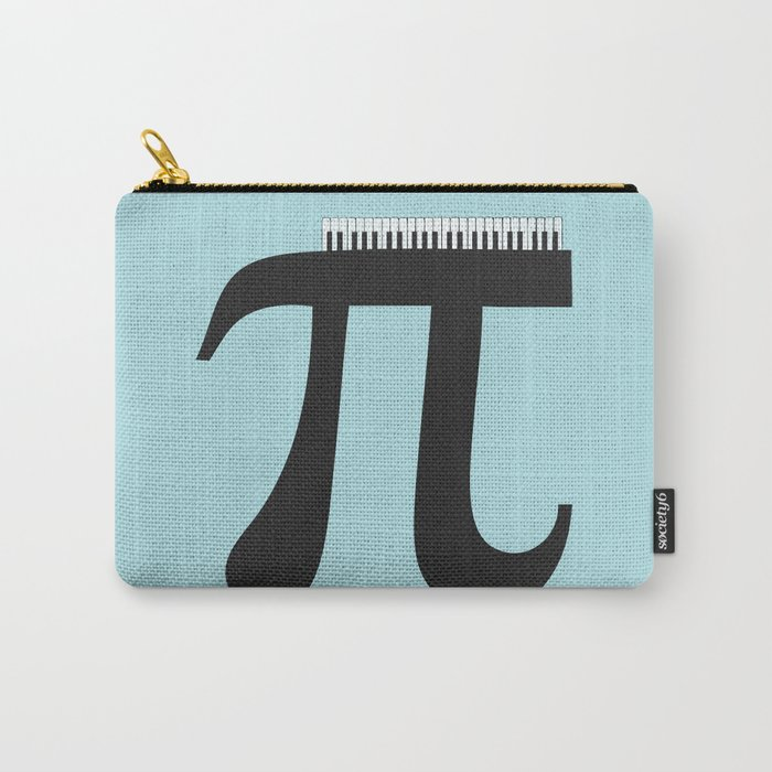 Pi_ano Carry-All Pouch