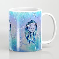 trippy Mugs featuring Trippy by AndriBelieve