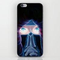 ninja iPhone & iPod Skins featuring Ninja  by Anime~J