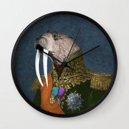 He is the Walrus Wall Clock