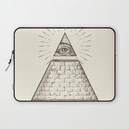 iLLuminati Laptop Sleeve