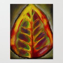 Dark Fall  Canvas Print