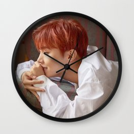 J-Hope Wall Clock
