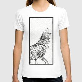 Coyote (DirtyDecibels) T-shirt