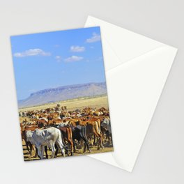 Long walk past the Cockburns Stationery Cards